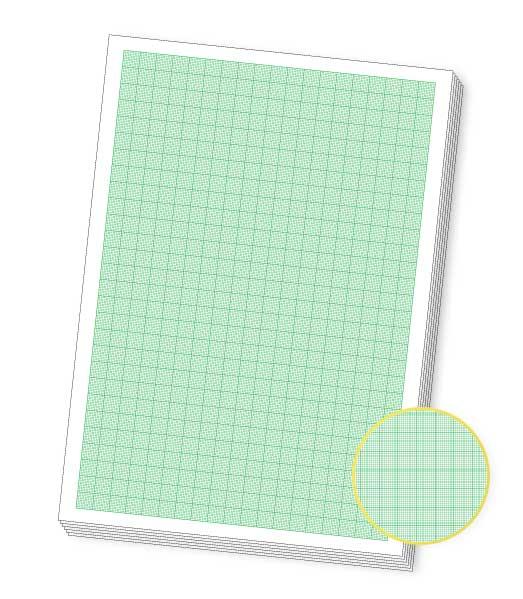 Poznámkový blok •  20 listový •  milimetrový