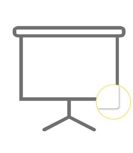 Blok Flip Chart • 20 listový • nelinkovaný