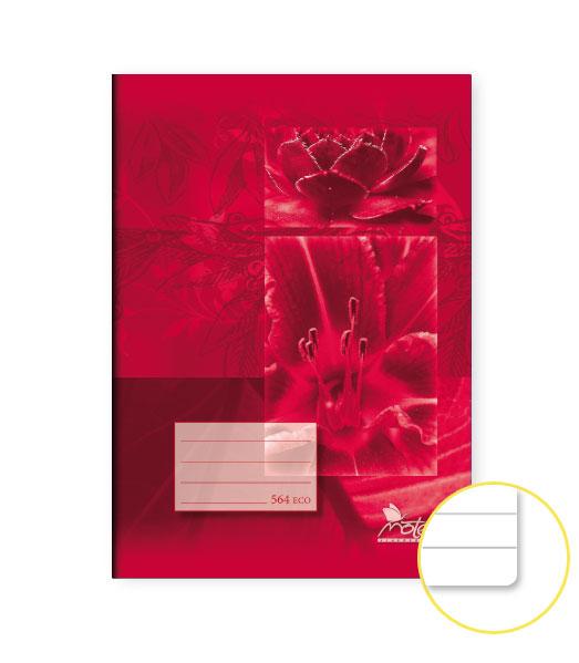 Zošit 564 Economy • 60 listový • linkovaný 8 mm • SKALNIČKY