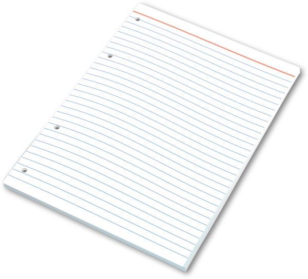 Náhradná náplň NN A4/1• 100 listov • linkovaná