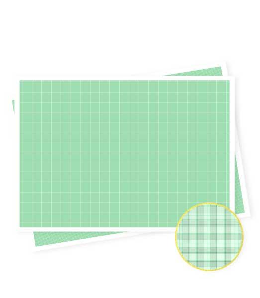 Milimetrový papier • 100 kusov • A3